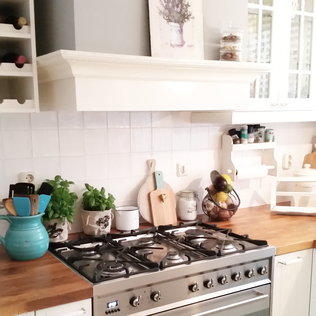 landelijke brocante keuken : Landelijk Brocante Keuken Gehoor Geven Aan Uw Huis