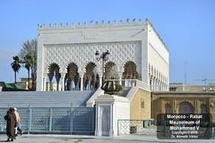 _D3S0496 Rabat - V. Mohamed mauzleuma (Nmeth Viktor) Tags: ocean viktor atlantic morocco mausoleum rabat kasbah oudaya mohammadv nmeth vilgutaz drnvq
