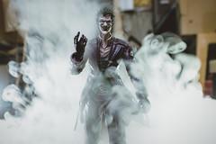 Oh Batsy! How I've missed you (@RobbyRey) Tags: art play kai batman joker origins arkham playart