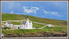 the white lighthouse (tor-falke) Tags: lighthouse clouds coast scotland highlands flickr sony scottish wolken dslr nuages schottland thurso schottisch scotlandtour schottlandtour sonyalpha scotlandtours alpha58 torfalke flickrtorfalke schottlandreise2015