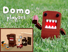 LEGO Ideas - Domo Playset - 1 (buggyirk) Tags: motion public television japan japanese tv lego mascot adventure stop broadcasting domo domokun ideas playset nhk stopmotion broadcaster adeventures どーも くん buggyirk