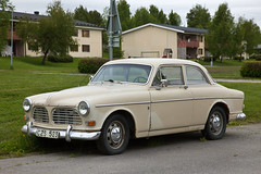 Volvo Amazon (Burminordlicht) Tags: volvo sweden schweden oldtimer sverige veteranbil