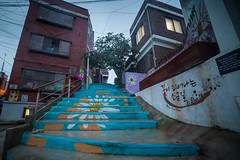 Salt Road () (KOLYO_99) Tags: road street old sunset history bicycle canon landscape fun asia photographer village outdoor korea korean seoul saudi area daytime flim     filmlook 14mm  stears   samyang  rokinon byscle   antvillage