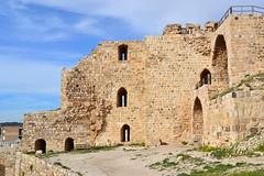 AL KARAK, JORDAN - Southern gate/ -,  -   (Miami Love 1) Tags: castle jordan moab crusader castillo jordanian kerak jordania crusades karak krak cruzadas     jordaniano