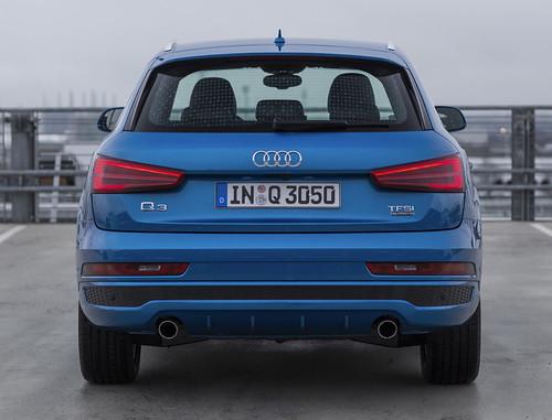 Audi Q3 2.0 TFSI quattro S line