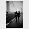 albert bridge (pete gardner) Tags: albertbridge chelsea london uk foggyday jupiter3 50mmf15 chelseagirls