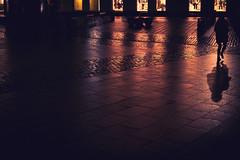 Aarhus Nights-4 (cohenvandervelde) Tags: 35mm 365project 550d apsc aarhus city cohenvandervelde creativecommons dof denmark scene scout snap souls worldstreetphotography blue canon color colour depthoffield gold lights people primelens purple silhouette street streetphotography streettog sunset tunnel