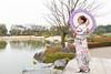 278A0418 (tsuchinoko36) Tags: 佐野真彩 撮影会 モデル タレント キャスター 撮影 写真 ポートレート 振袖 花田苑 portrait photo japan furisode 着物 kimono