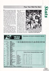 Hibernian vs Clydebank - 1989 - Page 23 (The Sky Strikers) Tags: hibernian hibs clydebank skol cup road to hampden easter matchday magazine one pound