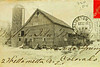 A Letter From the Country (Dave Linscheid) Tags: barn tinsidedbarn winter snow silo country rural farm agriculture texture textured script butterfield watonwancounty mn minnesota usa