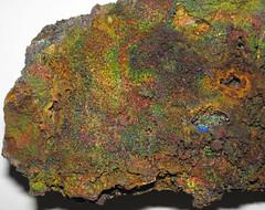 Turgite (Graves Mountain, Georgia, USA) 9 (James St. John) Tags: turgite iron oxide oxides mineral minerals graves mountain georgia hematite goethite