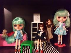 Doll shelf