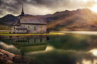 Kapelle Melchsee