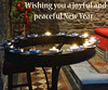 Happy New Year (radleyfreak) Tags: candles votives lighted church monmouth wales newyear depthoffield