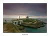 Faro de Isla Pancha...   Feliz Año / Happy New Year (Canconio59) Tags: faro islapancha largasexposiciones otraspalabrasclave ribadeo galicia lugo españa spain lighthouse island cielo nubes sky clouds mar sea