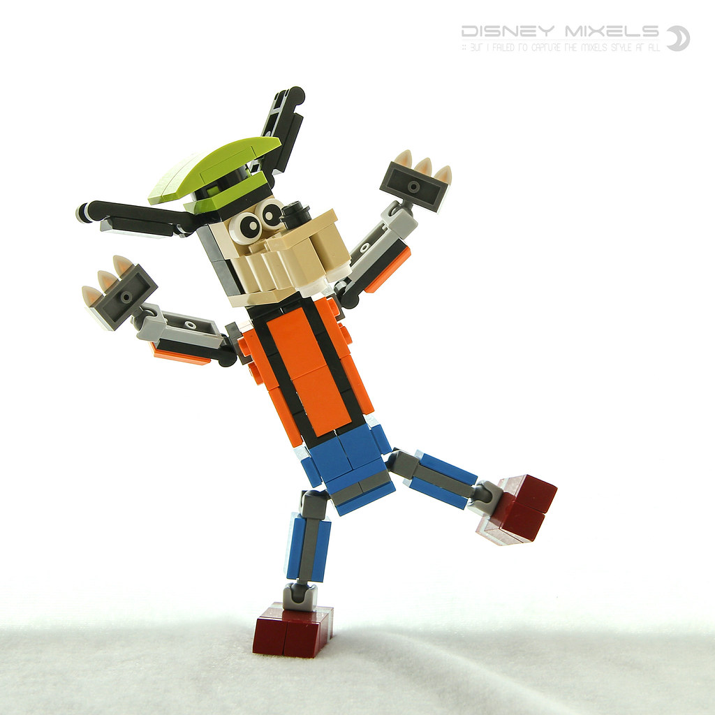 The World's Best Photos Of Lego And Mixels