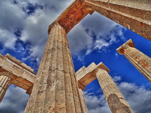 Zeus Temple - Nemea.