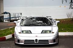 90's style. (David Clemente Photography) Tags: bugatti eb110 bugattieb110 eb110gt eb110ss bugattiveyron veyron veyronss supersport worldrecord supercars hypercars 90s v12 w16