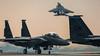 48th Fighter Wing (Steve Cooke-SRAviation) Tags: 48thfighterwing 492fs 493fs 494fs 500mm 5d3 canon f15eagle f15c f15e raflakenheath sraviation usaf usafe