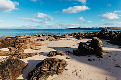 Tiny Beach in Scotland (annehufnagl) Tags: landscape travel highlands scotland october north coast 500 nc nature beauty photography