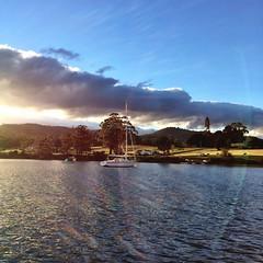 Copper Alley Bay. Tasmania.