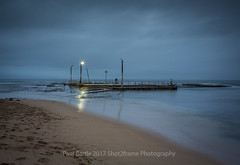 Mona Vale Pool - Sydney - NSW (paulbartle - Shot2frame Photography) Tags: murky dull monavale narrabeen newport northside newsouthwales sydney shot2frame shot2framephotography