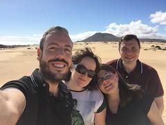 Fuerteventura, Spain, January 2017