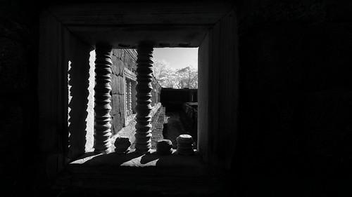 Phanom Rung window