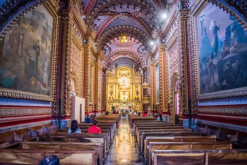 2016 - Mexico - Morelia - Capilla de la Virgen de Guadalupe