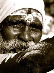 sadu baba 2 (claradorey88) Tags: india sadu sadubaba holyman kerala hindu