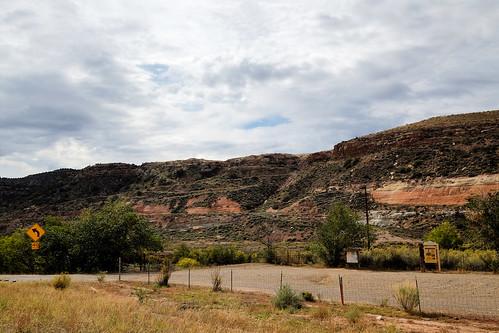 "Former Hillside Mill Site - Uravan, Colorado • <a style=""font-size:0.8em;"" href=""http://www.flickr.com/photos/148075881@N07/32807582262/"" target=""_blank"">View on Flickr</a>"