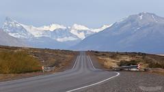 Road to Patagonia (Kas van Zonneveld) Tags: road santa travel patagonia mountains argentina ruta scenery strada carretera el route estrada cruz calafate rodovia