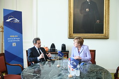 EPP Summit, Brussels, June 2015 (More pictures and videos: connect@epp.eu) Tags: brussels party people france les germany european cdu nicolas summit angela epp sarkozy merkel 2015 republicains euco