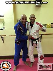 Seminario jucao 2015 Gimnasio Black Belt-Getxo y Fit Bai mungia
