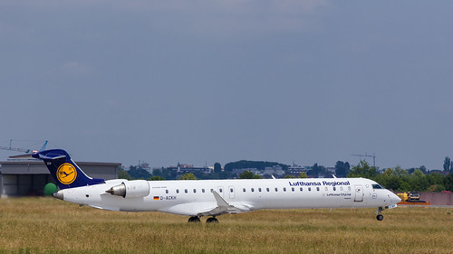 Lufthansa Regional (CityLine) Canadair Regional Jet CRJ-900ER D-ACKH