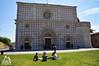 Basilica di Collemaggio - L'Aquila - Abruzzo - Italy