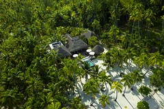 KAP on The Brando, Tetiaroa Private Island (Pierre Lesage) Tags: panorama southpacific tahiti kap ricohgr kiteaerialphotography frenchpolynesia autokap tetiaroa pierrelesage kapfoil kapstock thebrando