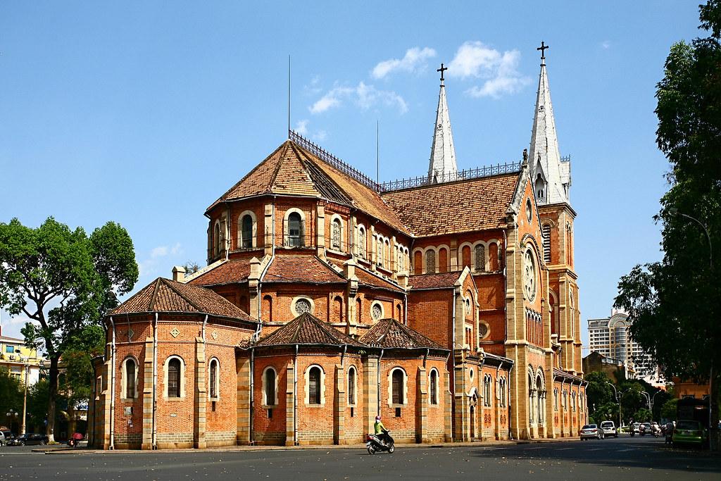 Nhà thờ Đức Bà – Sài Gòn