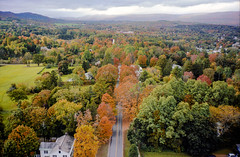 Green Mountain National Forest (Chen Yiming) Tags: mountain green forest vermont newengland foliage nationalforest barrington