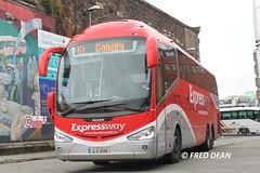 Bus Eireann SE18 (12D20481). (Fred Dean Jnr) Tags: cork expressway scania buseireann irizar i6 se18 k400 triaxle parnellplacebusstation june2015 buseireannroute51 12d20481