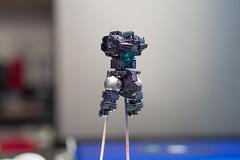 P6284936 (KayOne73) Tags: anime macro lens toy robot model nikon ray amuro hobby mg plastic f micro rey kit 28 60mm nikkor gundam ka chars mecha ver bandai gunpla plamo d600 hinu counterattack katoki
