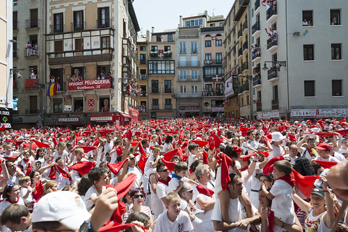 """SAN FERMIN 2015 14 • <a style=""""font-size:0.8em;"""" href=""""http://www.flickr.com/photos/39020941@N05/19693302215/"""" target=""""_blank"""">View on Flickr</a>"""