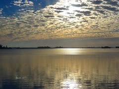 My Heart Skips A Beat ... {Explore 7/30/15} (Barbacci) Tags: morning sea sky nature water clouds sunrise dawn harbor outdoor explore waterway intracoastal