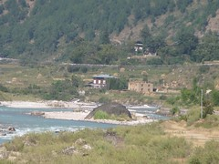 Bouthan (Micheline Canal) Tags: art montagne landscape temple asie himalaya paysage peiture bouthan