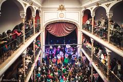 Banda Conmocin @ Teatro Huemul  Santiago, Chile (La Estrella Solitaria) Tags: chile santiago music banda teatro franklin livemusic performance gypsy huemul bandaconmocion teatrohuemul