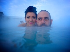 Blue Lagoon (rob cheatley) Tags: iceland reykjavik bluelagoon waterproof waterproofcamera olympustg3