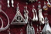 Deathly Hallows (SaihPhoto) Tags: harry potter harrypotter deathly hallows deathlyhallows love earrings
