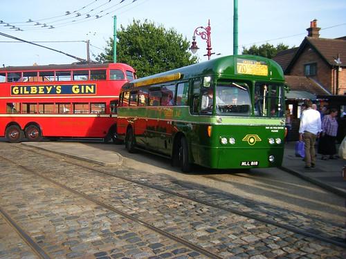 Motor bus(es) at EATM