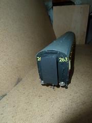 P1030124 (Milesperhour1974) Tags: sr maunsell coach bloodandcustard ogauge rtr kitbrakecorridorcomposite