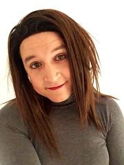 Photo 18-01-2017, 15 27 37 (kamara881) Tags: androgynous ankleboots maletofemale kamara fashionblogger fashionqueen trans transwoman transgender transisbeautiful tranny tranvestite leatherjacket transgirl transvestite bodycon femboy crossdressing crossdresser cd genderfluid genderqueer bodycondress dress tights hosiery newlook mtf m2f selfie lovefashion winterfashion girlslikeus tgirl hrt leggings snood bobblehat headwear transformation transition mididress pose